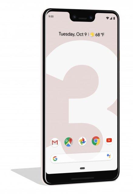Google has unveiled the Pixel 3 and Pixel 3XL smartphones