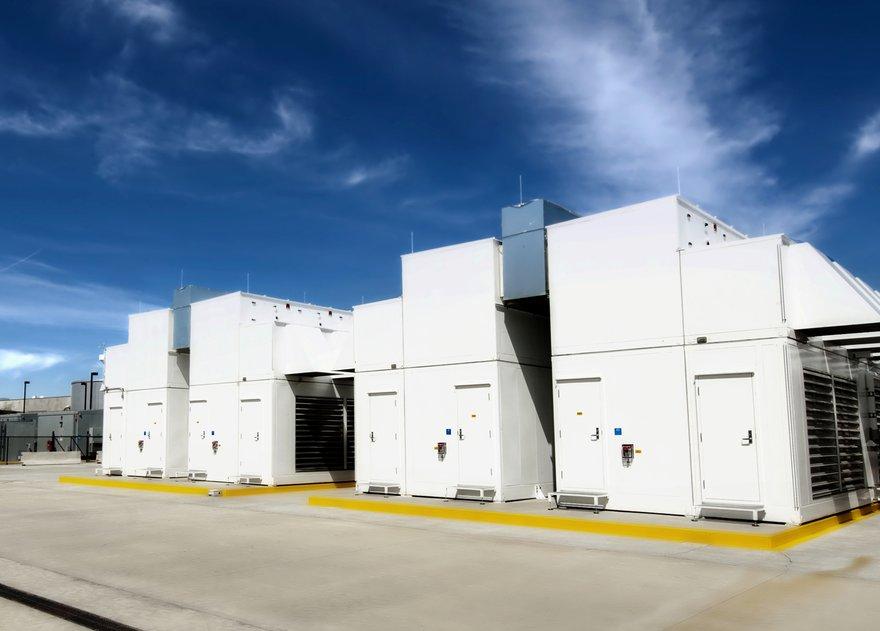 Microsoft Shows Off Its Massive Data Centre – Quincy MWH Data Center